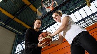 Final Four: quand le coach-assistant du Nyon Basket Féminin affronte sa sœur