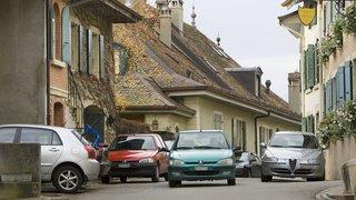 Bougy-Villars: adieu aux problèmes de stationnement