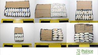 Vaud: démantèlement d'un important réseau de trafiquants de cocaïne à Vevey et Yverdon-les-Bains