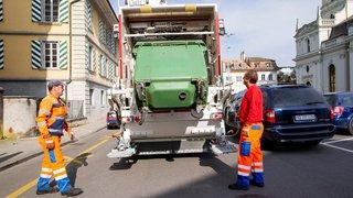 Pourquoi les conteneurs pour les déchets organiques coûtent plus cher à Nyon