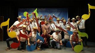 Vufflens-le-Château: un giron choral aux accents latino