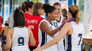 Nyon Basket Féminin: «Nous arrivons au Final Four bien lancées!»