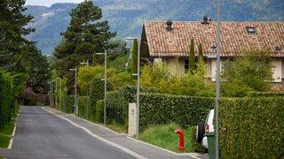 Founex, un village trop généreusement éclairé?