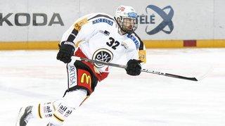 Sébastien Reuille reste une saison supplémentaire au HC Lugano