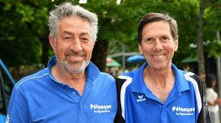 Pétanque: le nouveau président de La Nyonnaise fut également l'homme fort du FC Italia Nyon