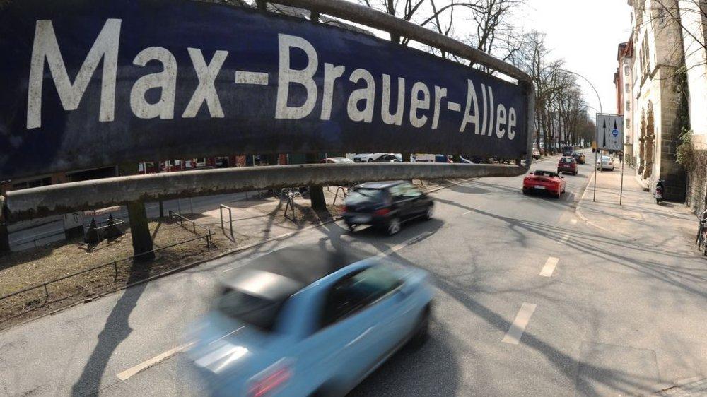 Dès demain, deux artères centrales de Hambourg seront interdites aux véhicules les plus polluants.