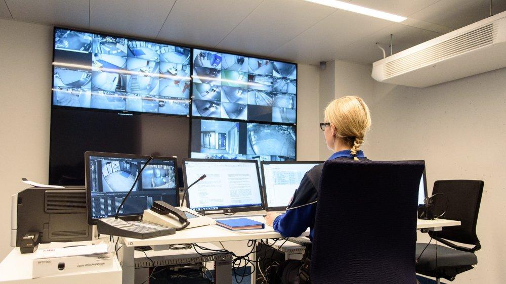 La PRM  a investi un nouvel Hôtel de police depuis la fin de l'année dernière.