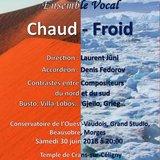 Chaud-Froid Ensemble Vocal Quilisma