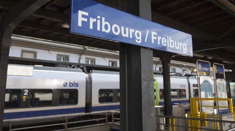 Trafic ferroviaire: la ligne entre Berne et Fribourg a été interrompue pendant 3 heures