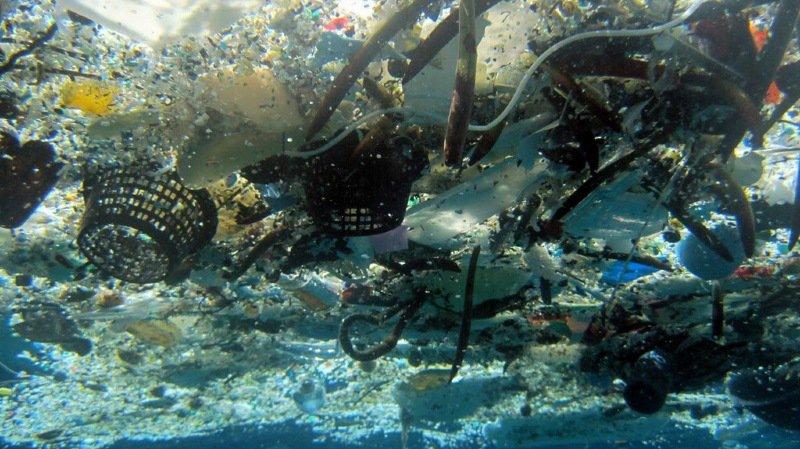 G7: rejet de la charte contre la pollution des océans par le plastique