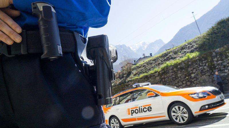 Valais: un automobiliste flashé à près de 200 km/h à Bovernier