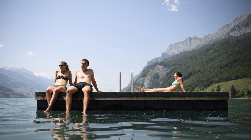 Météo: l'été fait son entrée, il va faire très chaud en Suisse