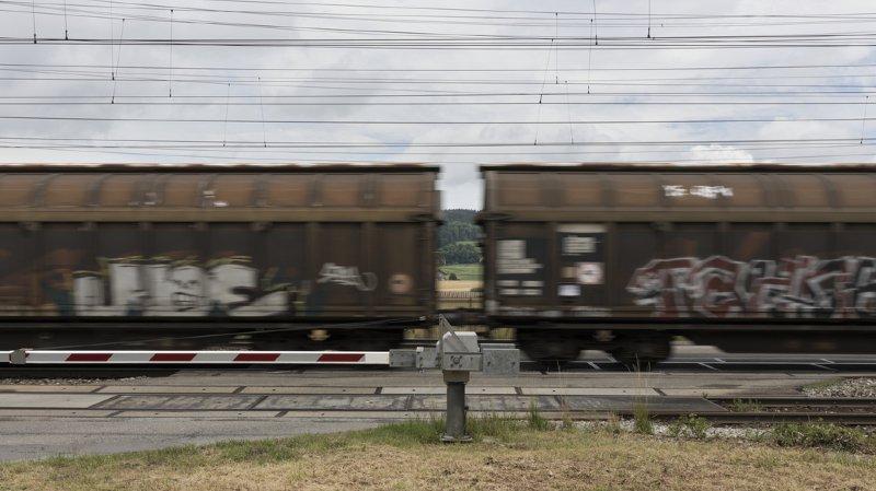 Le vandalisme coûte plus de 5 millions aux CFF