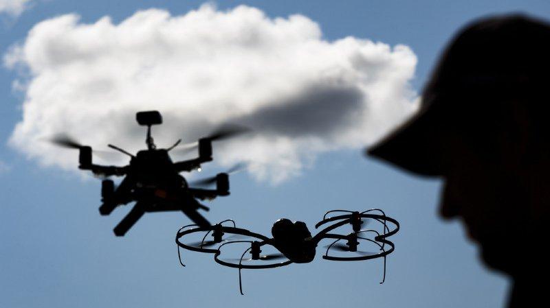 Tessin: collision entre un drone et un hélicoptère, à près de 1000 mètres d'altitude