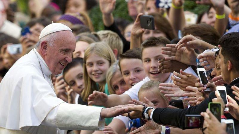 Genève: le pape souhaite sceller le dialogue avec les autres Églises