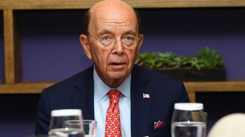 C'est le secrétaire américain au Commerce Wilbur Ross qui a annoncé la nouvelle ce jeudi.