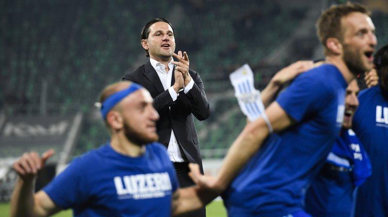Super League: Seoane quitte Lucerne pour devenir le nouvel entraîneur de Young Boys