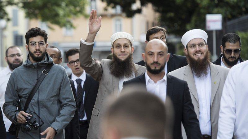 Tribunal pénal fédéral: verdict pour Nicolas Blancho dans le procès du Conseil central islamique suisse