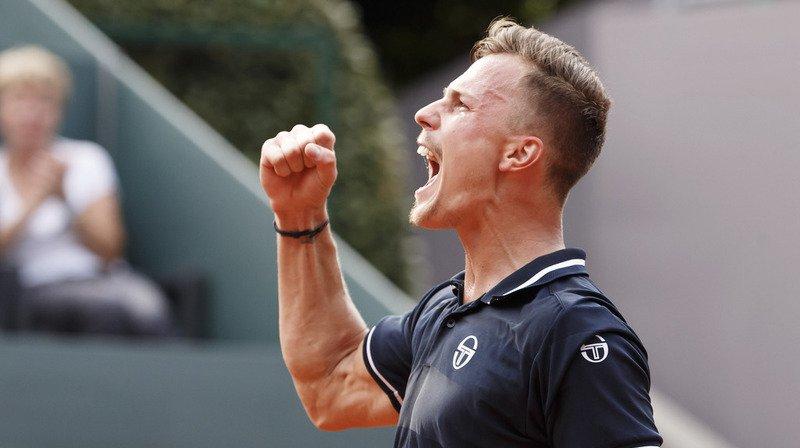 Marton Fucsovics jouera sa première finale sur l'ATP Tour samedi dès 15h30.