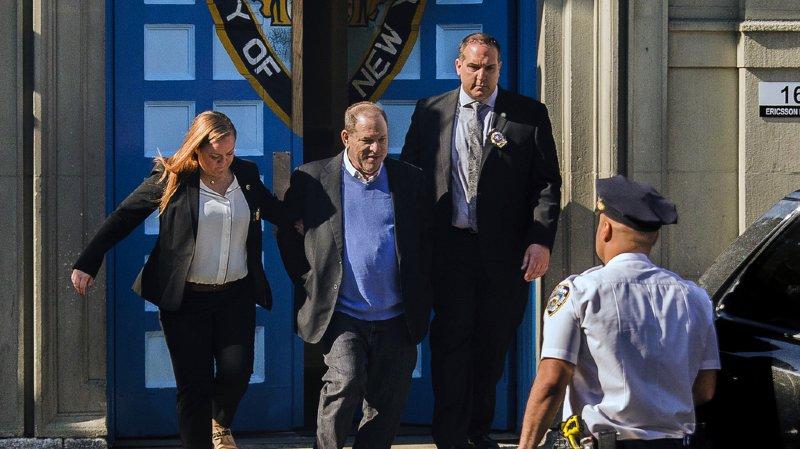 Harcèlement sexuel: Harvey Weinstein devrait plaider non coupable dès mardi