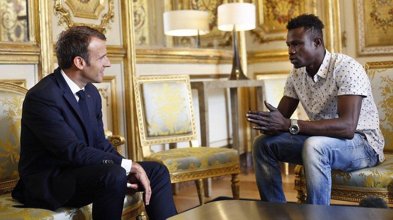 """Le Malien qui a sauvé unenfantva être """"naturalisé français"""""""