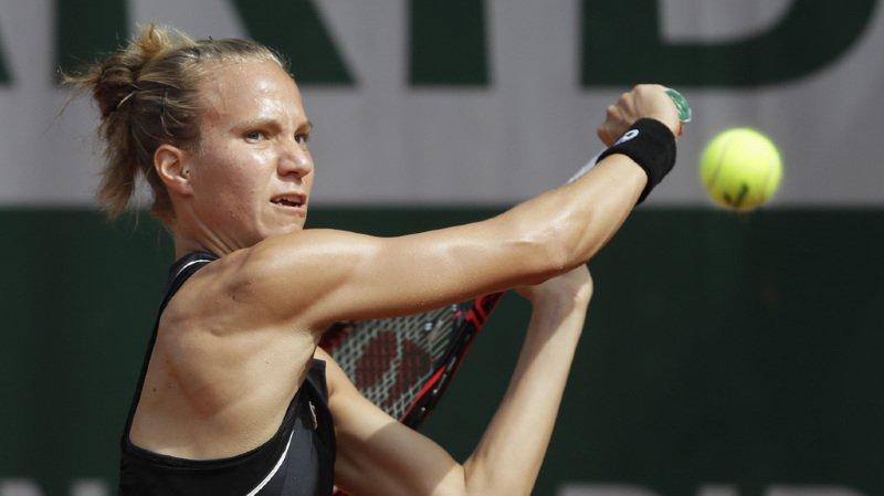 Tennis - Roland-Garros: Viktorija Golubic éliminée d'entrée par l'Américaine Caroline Dolehide
