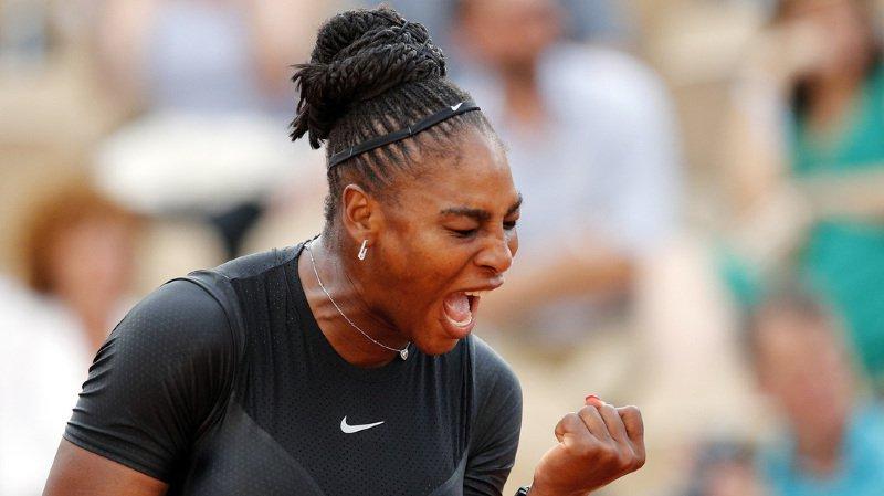 Roland Garros: Serena se retire !