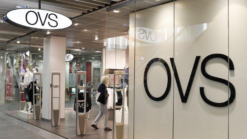 Plusieurs succursales romandes d'OVS ferment leurs portes cette semaine