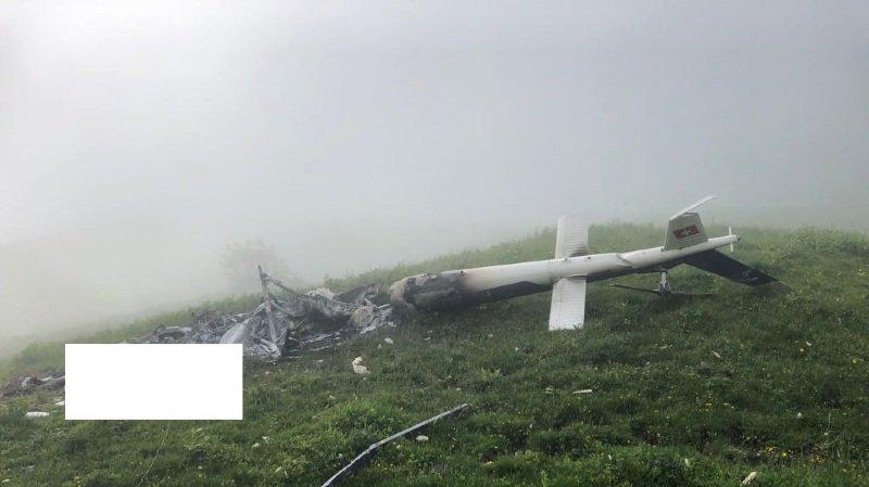 Uri: le crash d'un hélicoptère fait un mort