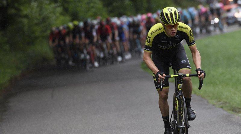 Cyclisme - Tour de Suisse: le Danois Juul Jensen gagne la 4e étape après une échappée