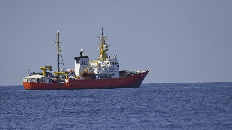 Espagne: après une semaine d'errance, les migrants de l'Aquarius arrivent à Valence