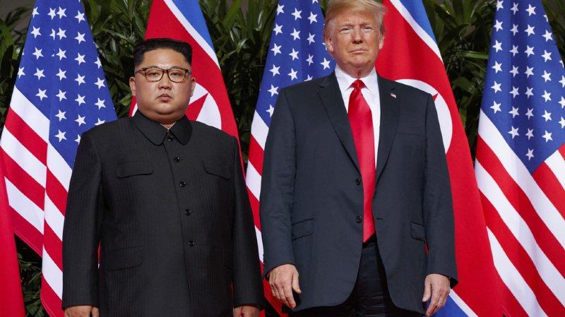 Etats-Unis/Corée du Nord: Kim Jong-un et Trump ont accepté leur invitation réciproque