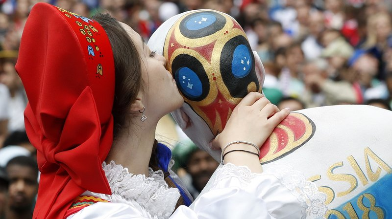 Coupe du monde 2018: revivez ici la journée du 14 juin