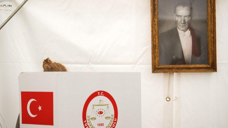 Elections en Turquie: les Turcs de Suisse ont voté pour le Parti démocratique du peuple