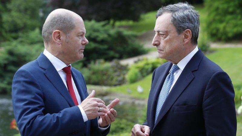 L'accord a été conclu vers minuit, après plus de six heures de réunion à Luxembourg