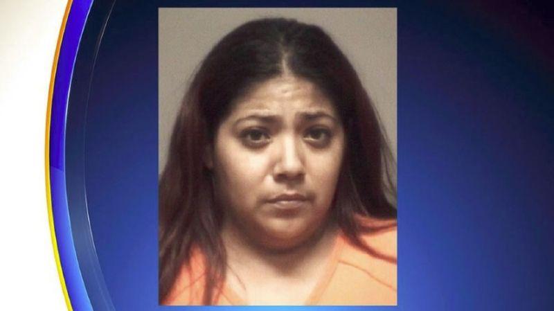 La femme a été incarcérée et l'alerte enlèvement Amber levée.