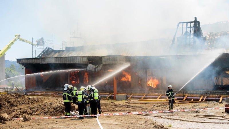 Pas de révision du procès des charpentiers, jugés coupables d'incendie par négligence