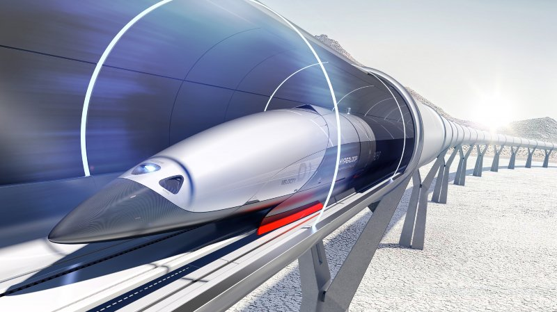 L'EPFL veut trouver un moyen écologique de faire fonctionner l'hyperloop.