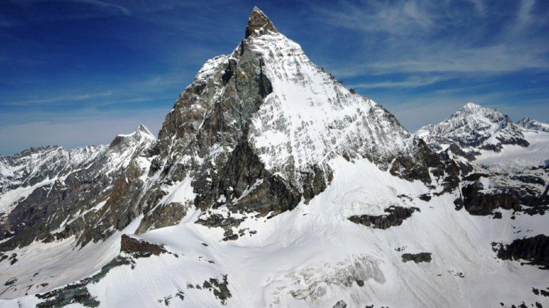 Zermatt: un alpiniste perd la vie sur le Cervin