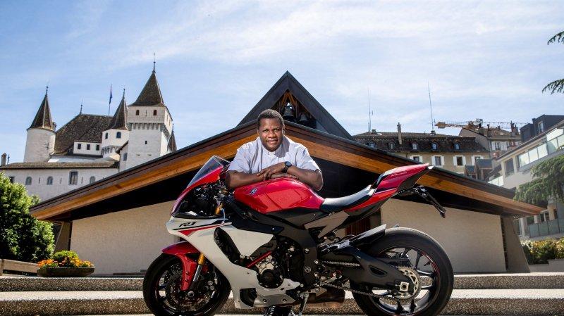 Nyon: pilote expérimenté, l'abbé Pindi va bénir les motards et leurs bécanes