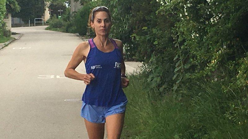 Emilia Rais va courir 1250km pour ses 50 ans