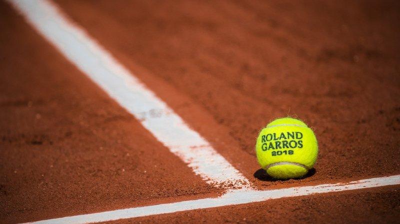 Tennis - Roland-Garros: reprise des matches interrompus par la pluie
