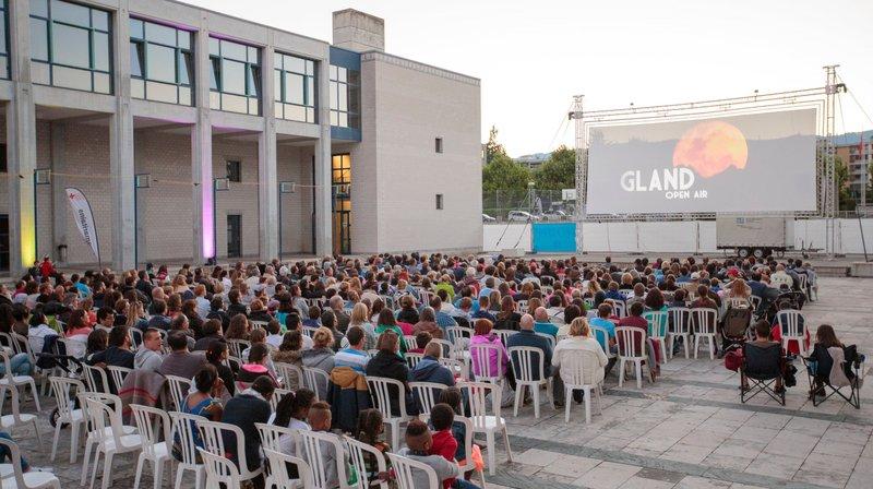 Gland: le cinéma open air revient pour une 7e édition