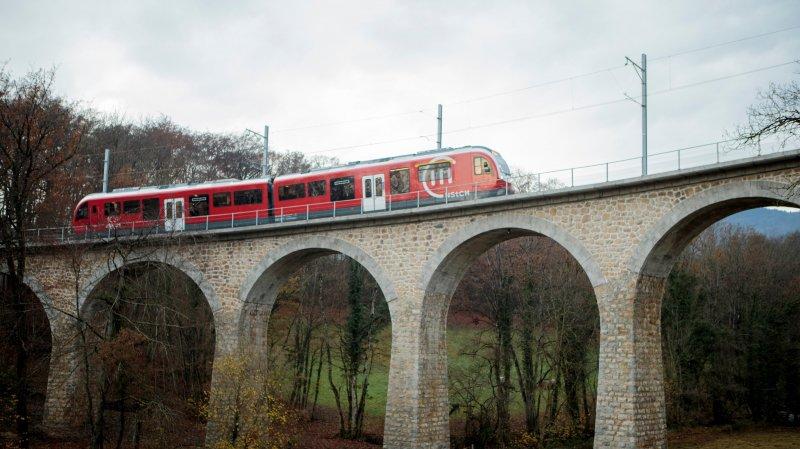 La question du jour: pourquoi la ligne du Nyon-Saint-Cergue est-elle en travaux cet été?