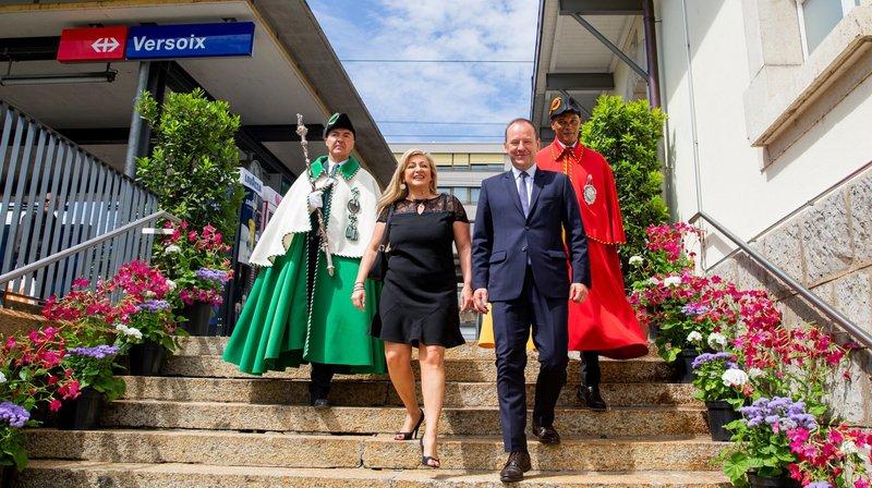 Trains au quart d'heure entre Coppet et Genève, la révolution est sur les rails