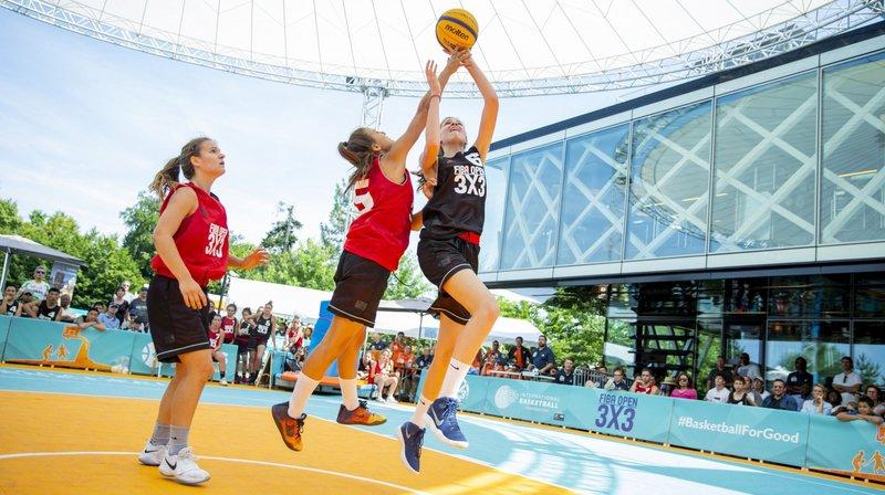 Le FIBA Open fête le 3x3 comme il se doit à Mies