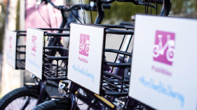 Dès aujourd'hui, les usagers du réseau PubliBike peuvent rouler sur des vélos classiques ou électriques, plus petits, plus sûrs et plus maniables.