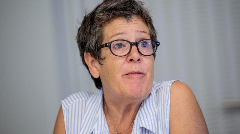 Véronique Bürki va présider le Conseil communal pendant un an.