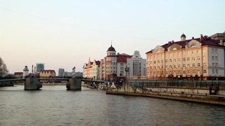 Coupe du monde 2018: reportage sur Kaliningrad, théâtre du match Suisse-Serbie