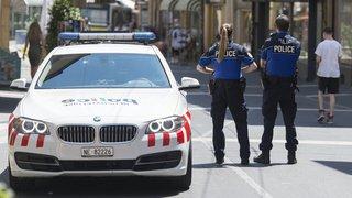 La police avait lancé un avis de recherche pour une fillette disparue samedi à La Chaux-de-Fonds